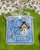 Blackberry Lane Designs - Let It Snow
