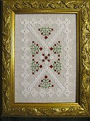 Terri Bay Needlework Designs - Christmas Garden THUMBNAIL