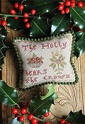 Heartstring Samplery - The Holly Bears the Crown