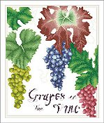 Vickery Collection - Grapes on the Vine THUMBNAIL