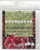 Lizzie Kate - Tiny Tidings XVII Embellishment Pack