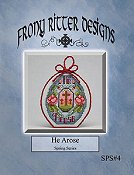 Frony Ritter Designs - He Arose