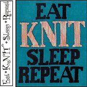 X's & Oh's - Knit Repeat THUMBNAIL