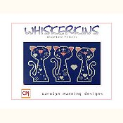 Carolyn Manning Designs - Whiskerkins - Snowflake Felines