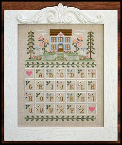 Country Cottage Needleworks - Cottage Alphabet MAIN