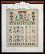 Country Cottage Needleworks - Cottage Alphabet THUMBNAIL