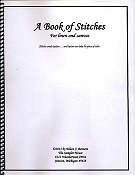 The Sampler House - A Book Of Stitches THUMBNAIL