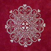 Northern Expressions Needlework - Sweet Hearts THUMBNAIL
