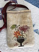 Death By Thread - Floral Bag THUMBNAIL