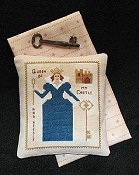 Primitive Needleworks - Queen Of My Castle And Needle