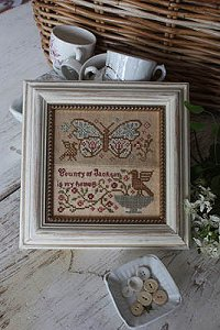 Blackbird Designs - Garden Club Series #5 - Butterfly Garden MAIN