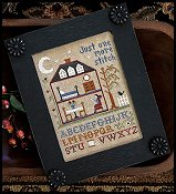 Little House Needleworks - One More Stitch Chart Pack