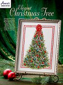 Annie's Cross Stitch - Elegant Christmas Tree