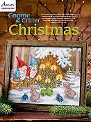 Annie's Cross Stitch - Gnome & Critter Christmas