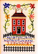 Bobbie G Designs - Sampler In Bloom