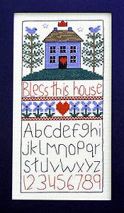 Bobbie G Designs - Bless This House MAIN