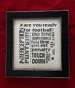 Poppy Kreations - Football Fans
