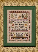 Elizabeth's Designs - The English Sampler