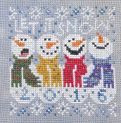 Silver Creek Samplers - Let It Snow THUMBNAIL