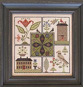 The Scarlett House - Center Point Sampler
