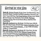Jeannette Douglas Designs - Spring By The Sea Embellishment Pack