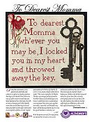 Needle Work Press - To Dearest Momma