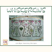 Carolyn Manning Designs - Whiskerkins - Lucky Cats THUMBNAIL