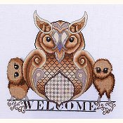 MarNic Designs - Owl Family
