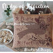 Blackbird Designs - Tender Heart Series - Pledge of Affection #1