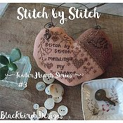 Blackbird Designs - Tender Heart Series - Stitch By Stitch #3