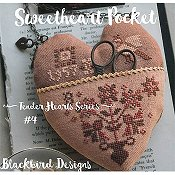 Blackbird Designs - Tender Heart Series - Sweetheart  Pocket #4