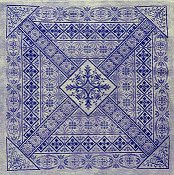 Northern Expressions Needlework - Shades of Indigo THUMBNAIL