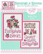 Sue Hillis Designs - Blessings & Blooms - From The Spoolies Collection - Book Two