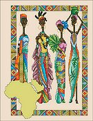 Vickery Collection - African Queens THUMBNAIL