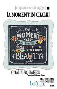 Just Another Button Company - Square.ology - Chalk.Squared - A Moment In Chalk MAIN