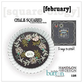 Just Another Button Company - Square.ology - Chalk.Squared - February 125 MAIN