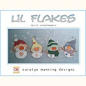 Carolyn Manning Designs - Lil Flakes - April Snowshowers