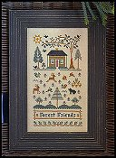 Little House Needleworks - Forest Friends