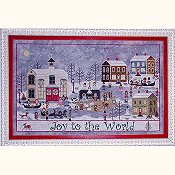 Praiseworthy Stitches - A Churchyard Christmas THUMBNAIL