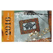 Summer House Stitche Workes - Fragments In Time 2016 Series - Tortoise THUMBNAIL