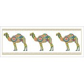Vickery Collection - Camel Parade