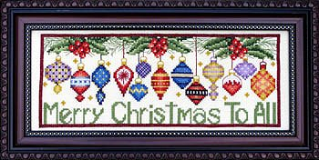 Bobbie G Designs - Merry Christmas To All MAIN