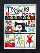 Bobbie G Designs - I Love My Sewing Room