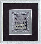 Misty Hill Studio - Tiny Pansy Sampler
