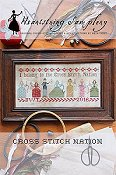 Heartstring Samplery - Cross Stitch Nation THUMBNAIL