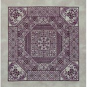 Northern Expressions Needlework - Shades Of Plum THUMBNAIL