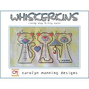 Carolyn Manning Designs - Whiskerkins - Rainy Day Kitty Cats THUMBNAIL