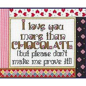 X's & Oh's - More Than Chocolate!