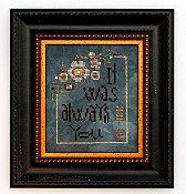 Heart In Hand Needleart - Wee One - Always You THUMBNAIL