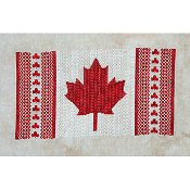 Northern Expressions Needlework - Maple Leaf THUMBNAIL